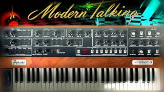 Modern Talking Sound Style - How to Create