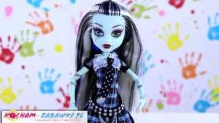 Original Favorites Frankie Stein Doll / Frankie Stein - Upiorni Uczniowie - Monster High - BBC75