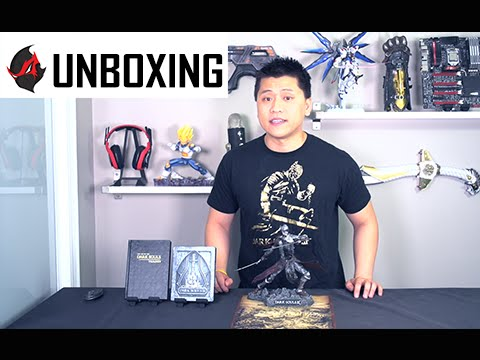 Dark Souls 3 Collector's Edition Unboxing + Review