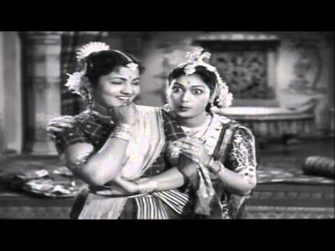Maya Bazar (1957) Movie | Ahana Pellianta Video Song | Ntr,anr,svr,savitri video