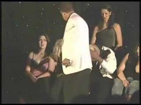 Terry Stokes Hypnotist Has A Sexy Handshake video
