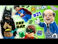 FAT LEGO BATMAN Movie Game Alfred Shrinks Bat Suit Let S Build Play LEGO Dimensions YEAR 2 21 mp3