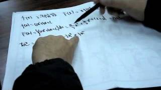 FCS数学教室/微積【恒等式】