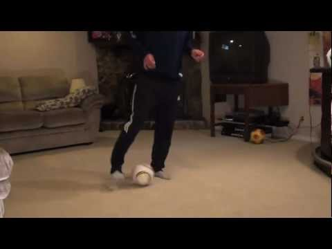 At Home Soccer Drills: Ball Control Drills