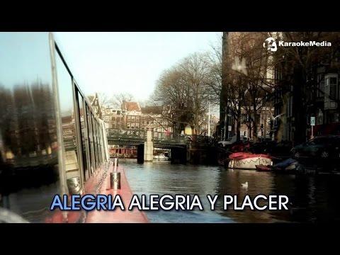 Villancicos - Alegria Alegria (Karaoke)