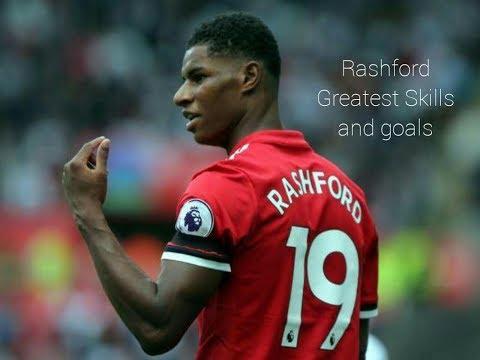 ♥Rashford Skills and Goals♥