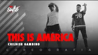 This Is America - Childish Gambino | FitDance SWAG (Choreography) Dance Video