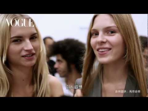 Calvin Klein 2012 春夏時裝發表