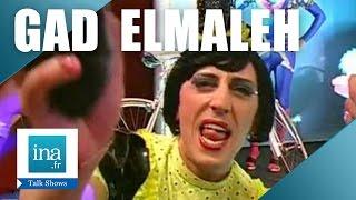 Gad Elmaleh est Chouchou | Archive INA