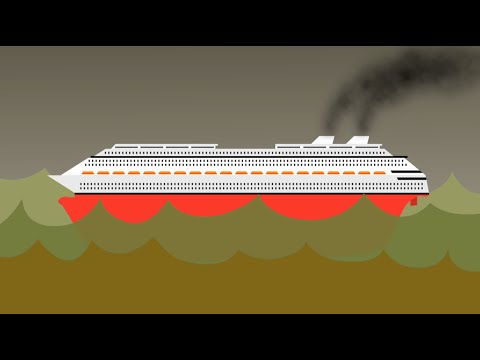 Watch a Cruise Ship Pollute as Much as 13 Million Cars—in One Day