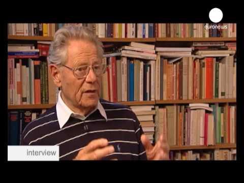 Rencontre avec le théologien Hans Küng