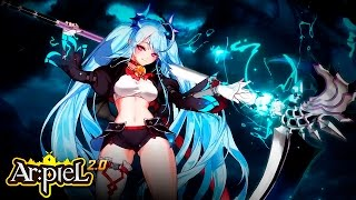 Arpiel 2.0 (아르피엘) - Lysia Dragon (New Character) - Creation & Gameplay - F2P - KR