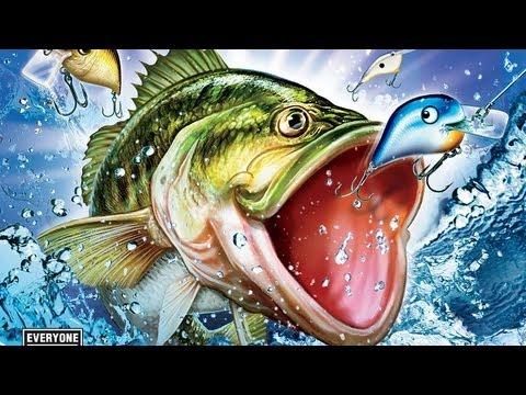 рыбалка для кинект