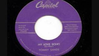 Watch Tommy Sands My Love Song video