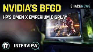HP's Omen X Emperium Display Interview