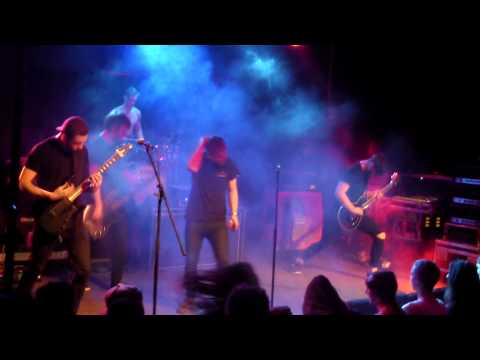 Oceans Ate Alaska - To Catch A Flame - Live ( 1 ) Leipzig Conne Island