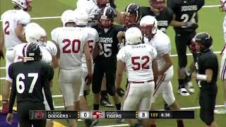 Cedar Falls vs Fort Dodge 9th Grade Football 2017