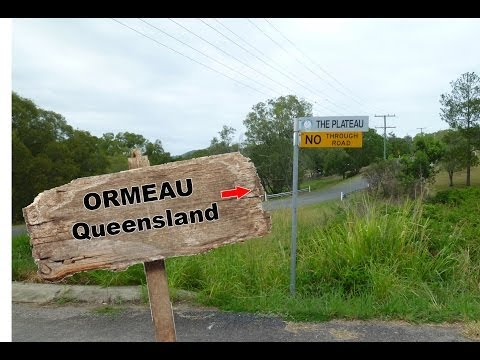Yowie Sighting at Ormeau, Queensland