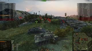 M48 Patton Изи 10к на рудниках