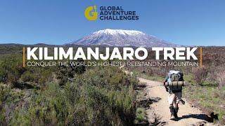 Kilimanjaro Trek | Global Adventure Challenges