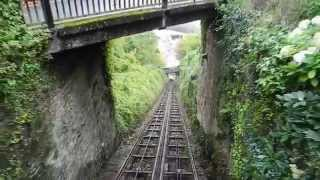 Funicular Railway at Lynton and Lynmouth