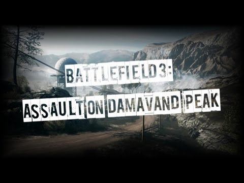 Battlefield 3: Assault on Damavand Peak