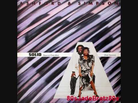 Ashford And Simpson-Solid As A Rock