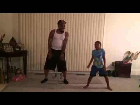 Daddy Daughter Dance Off video