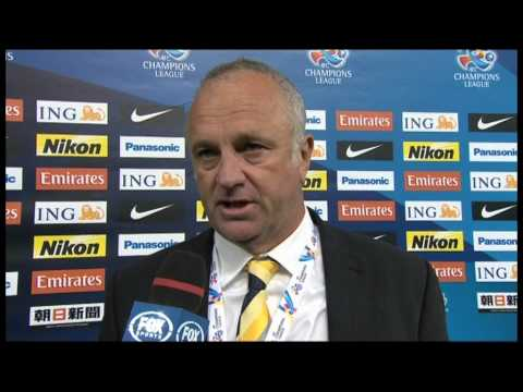 Interview: Arnold Graham, coach - Central Coast Mariners