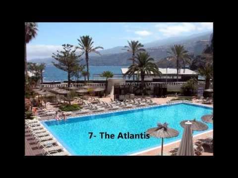 los 10 mejores hoteles y lujosos del mundo