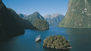 Doubtful Sound Overnight Cruises - Real Journeys, Fiordland, New Zealand
