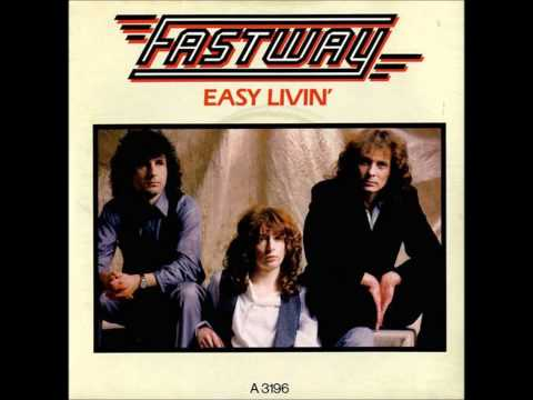 Fastway - Easy Livin