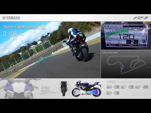 2015 Yamaha YZF-R1 - We R1 -  Take a Ride on the New YZF-R1