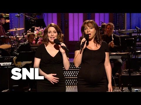 Tina Fey Monologue: Mother's Message - Saturday Night Live