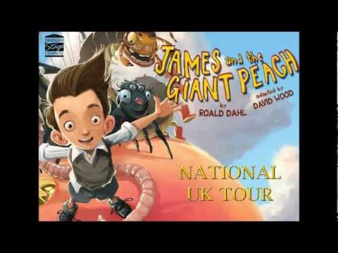 James and the Giant Peach National Tour Trailer