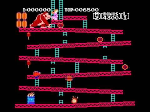 Donkey Kong - donkey kong pt 1 - User video