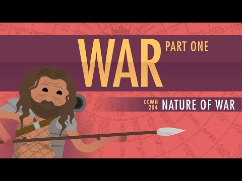 War & Human Nature: Crash Course World History 204 klip izle