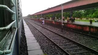 55810 Guwahati-New Bongaigaon Jn BOHAGI Passenger Entering Barpeta Road