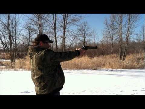 Taurus Raging Bull .44 Magnum.wmv