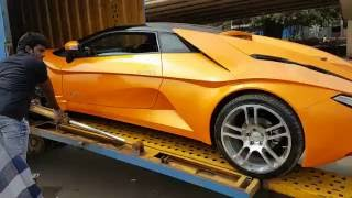 Difficulties faced by DC Avanti While Delivering on Mumbai - pune Express way India