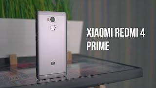 Xiaomi Redmi 4 Prime: полный качественный обзор, отзыв, сравнения и тесты.