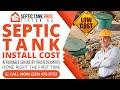 Septic Tank Install Cost Albany GA | Call (229) 472-5753