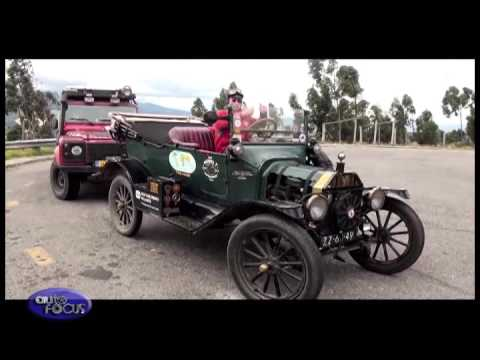 Around The World In A Ford Model T -  Industry News