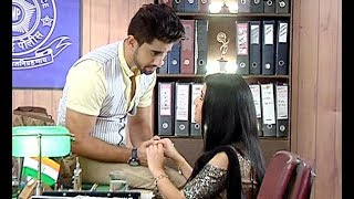Naamkaran 19th July 2017 - Neil And Avni Romance In Police Station