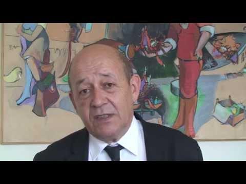 Jean-Yves LE DRIAN s'exprime aux 50 ans de l'UDB