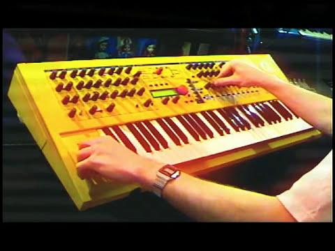 Waldorf Q   demo by syntezatory.prv.pl