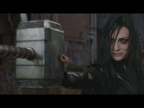Cate Blanchett Brings New 'Thor: Ragnarok' Villain to Life in Epic First Trailer