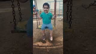 Indian cute baby mimicking animals/ making sound of different animals