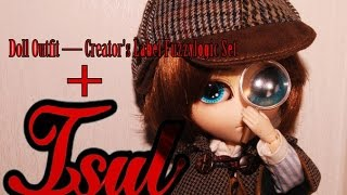 Самообзор Isul Light + Doll Outfit - Creator