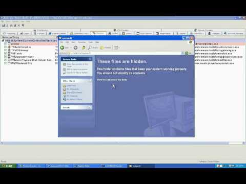 Demo 2 - Detection and Removal of Malwares